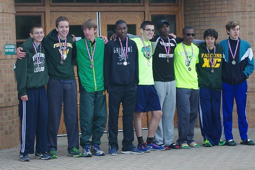 Congratulations to the 2014 City Cross Country Varsity Champions!