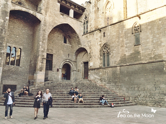 barrio gotico barcelona 1