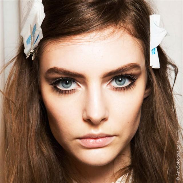Gucci Fall 2014 Makeup 6