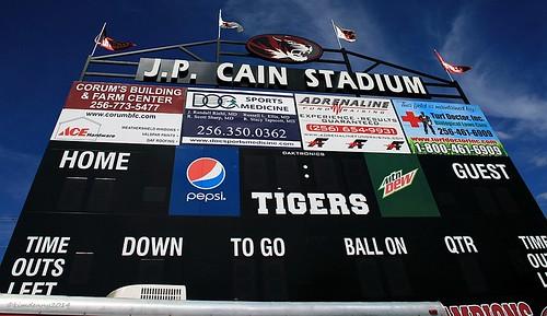J.P. Cain Stadium, Hartselle, Ala