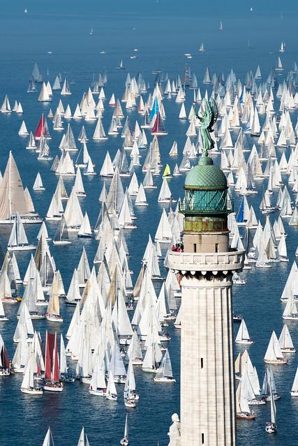 Trieste - La Barcolana