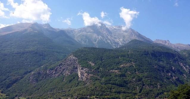 Views from Mardarello