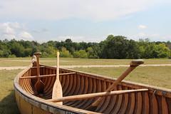 Canoe, Lowe Fort Garry