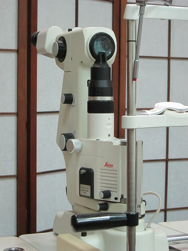 高雄陳征宇眼科 YAG laser