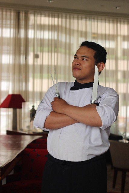 Chef Bayu Yuliansyah Warsono