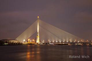 Bangkok - Rama IX Bridge