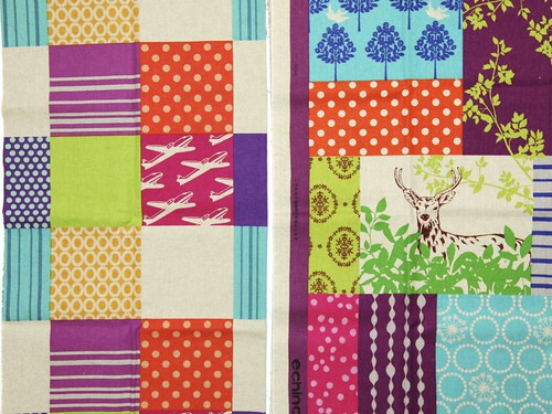Echino fat quarters