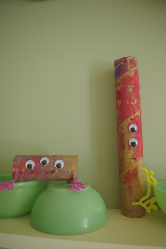 Tube Monsters