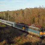 2014.10.19, MÁV V43 1127 + V43 1189, Zalaegerszeg