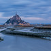Le mont saint michel by apparencephotos