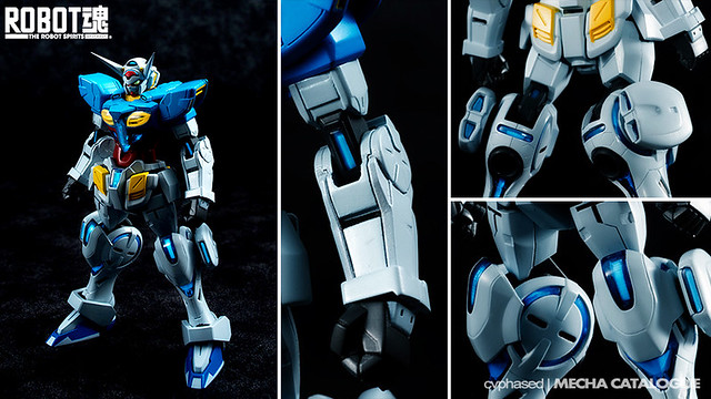 Tamashii Nation 2014 - ROBOT Damashii G-Self