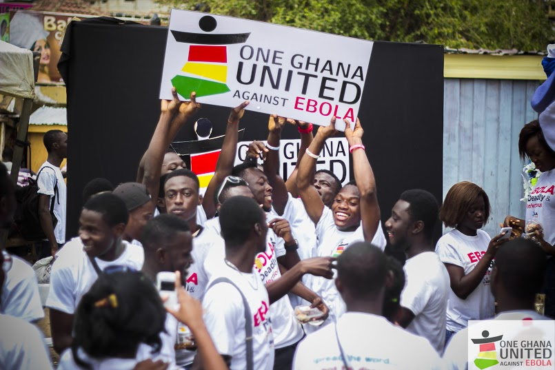 One Ghana United Against Ebola-54