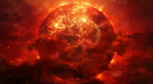 Sun Facts: Burning Sun