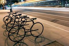 bikes vs bus