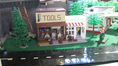 TwinLUG Meeting, 19, October, 2014, at Brickmania Toyworks in N.E. Minneapolis, USA