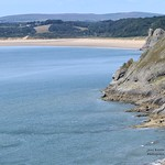 Oxwich Bay.. The Gower. Wales