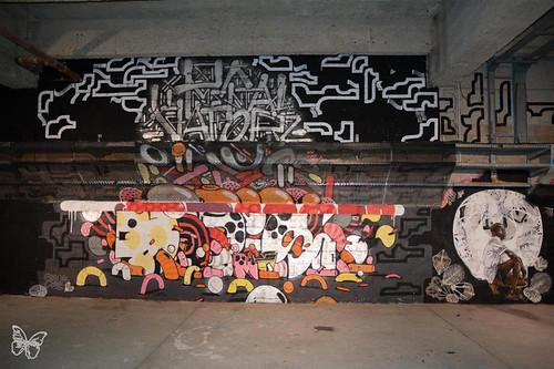 Hors les Murs - Da Mental Vaporz