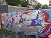 Dice graffiti, Stockwell