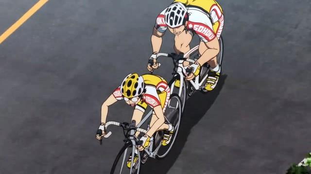 Yowamushi Pedal ep 33 - image 13