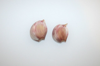 02 - Zutat Knoblauch / Ingredient garlic