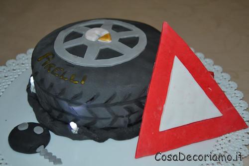 Torte - 16 - Torta ruota Smart