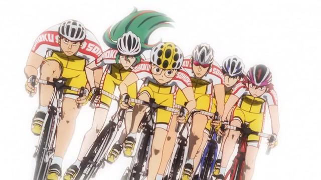 Yowamushi Pedal ep 36 - image 24