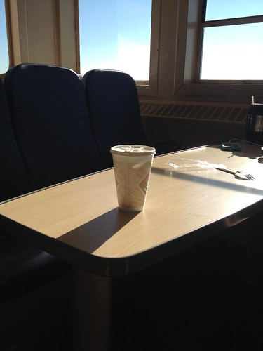 Coffeeneuring on the Cape May Ferry