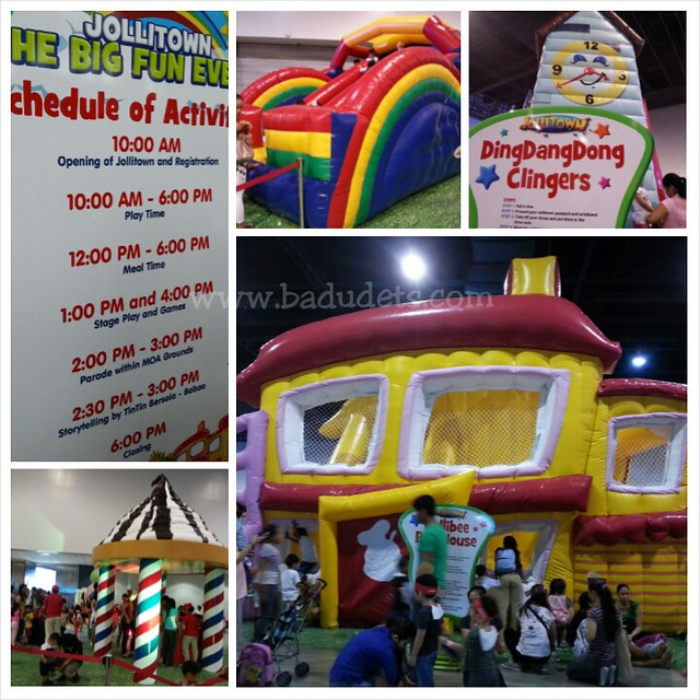 jollitown at smx convention center