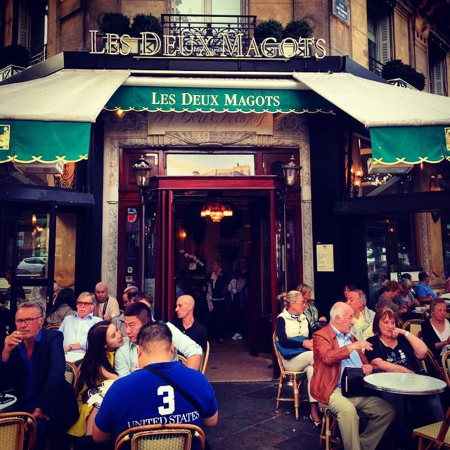 Paris / 巴黎 - Les Deux Magots