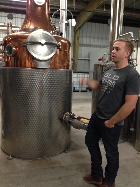 Old Harbor Distilling
