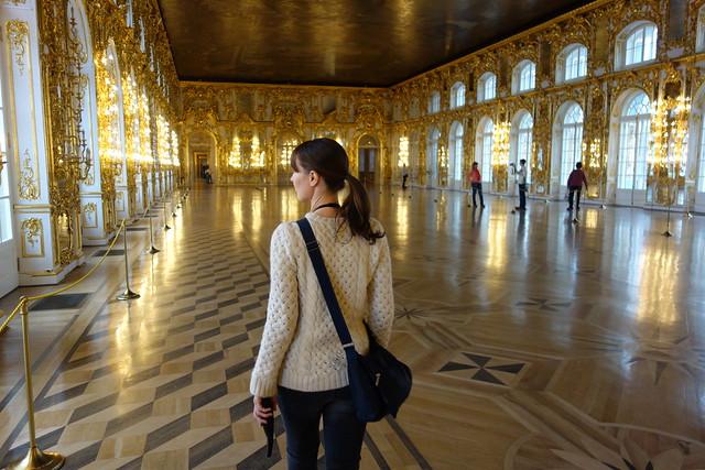 515 - Tsarskoye Selo (Palacio de Catalina - Pushkin)