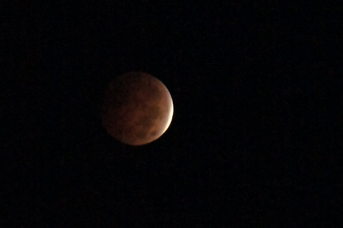 Lunar Eclipse Oct 2014
