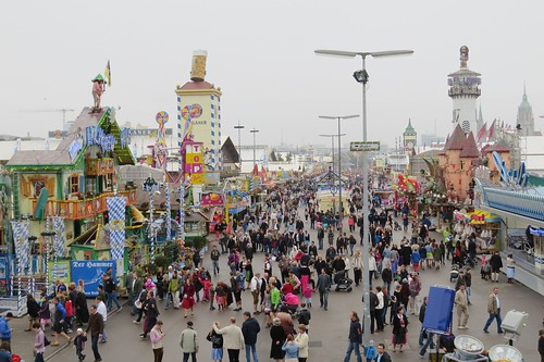 Oktoberfest München 2014