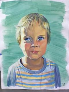 Samuel retrato