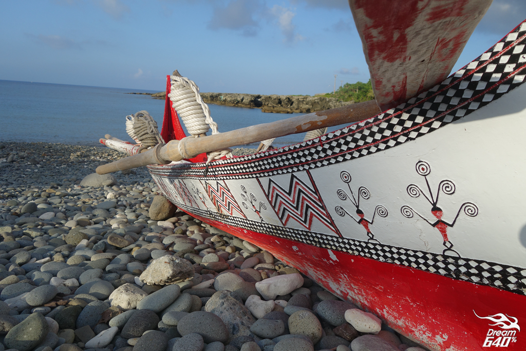 蘭嶼拼板舟_Lanyu Carving Boat04