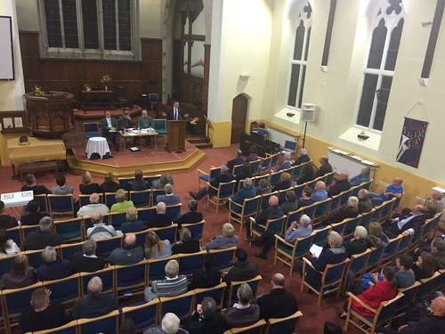 Lindley Developments Public Meeting