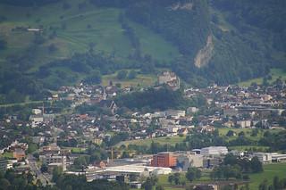 053 Uitzicht hotel Liechtenstein