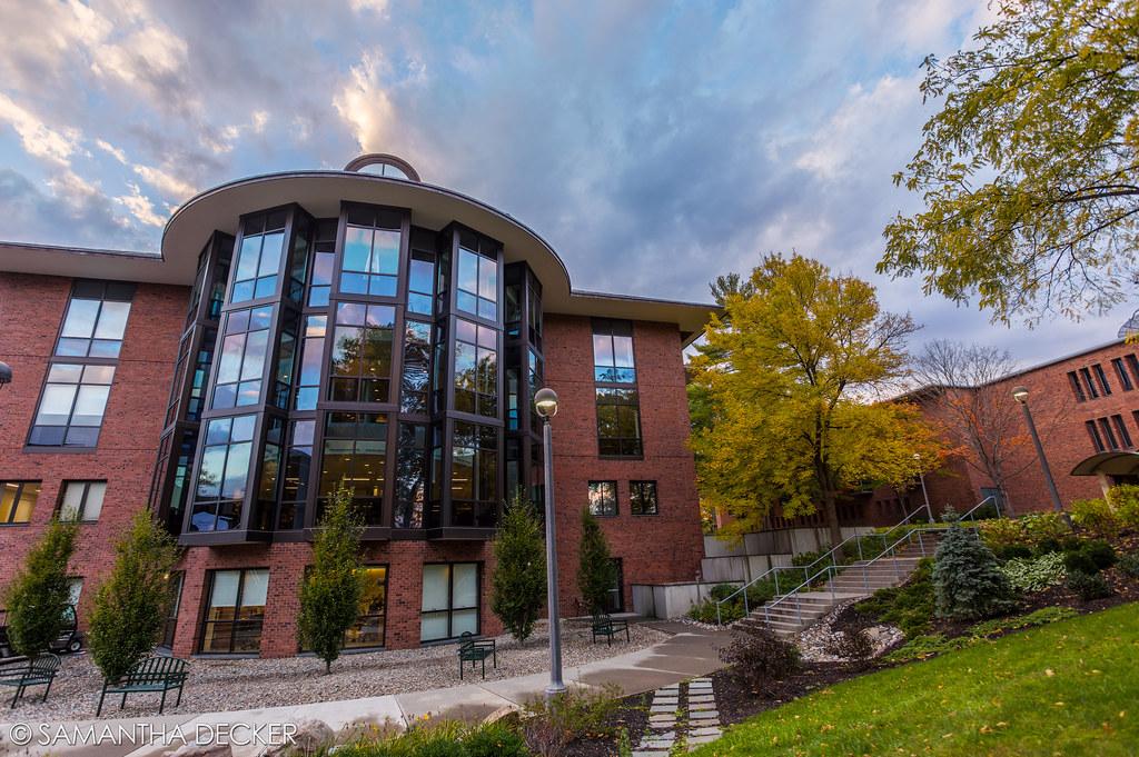 Skidmore College Building