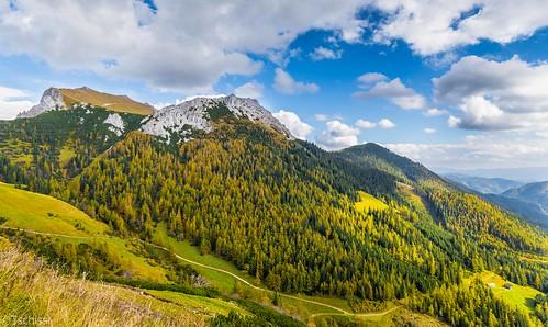 austria österreich location berge landschaft polster steiermark vordernberg eisenerzeralpen leobenumgebung