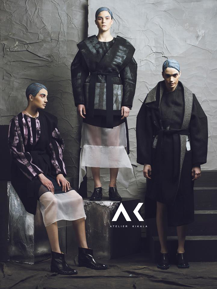 Atelier Kikala Fall/Winter 2015