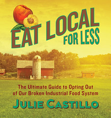 Eat Local for Less book cover