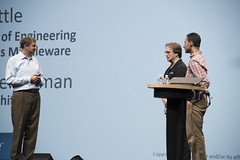 Mark Little, Mohamed Taman and Cameron Purdy, JavaOne Strategy Keynote, JavaOne 2014 San Francisco