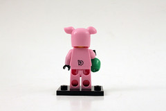 LEGO Collectible Minifigures Series 12 (71007) - Piggy Guy