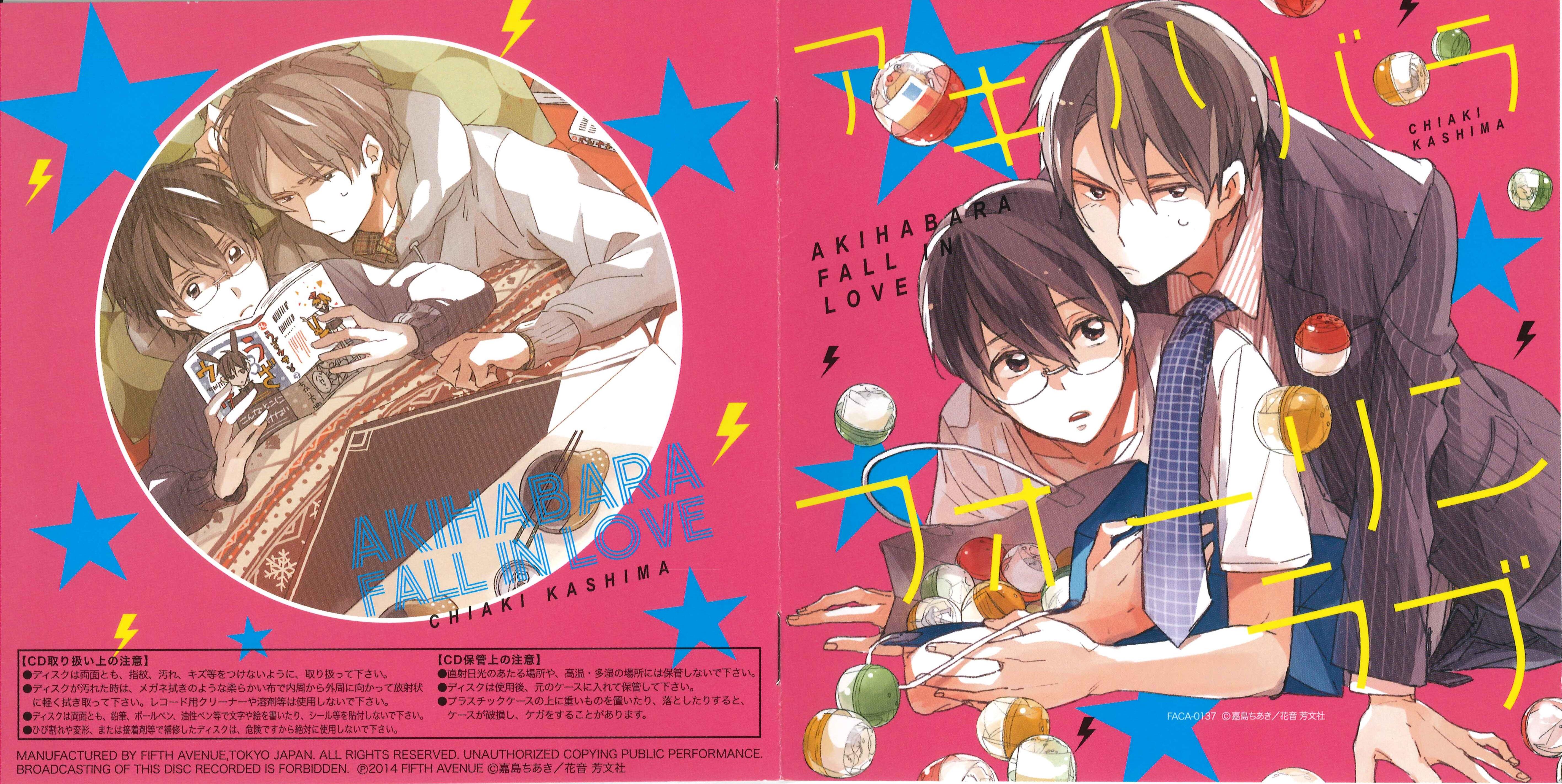 Akihabara Fall In Love 01