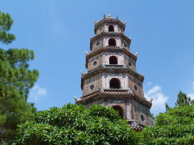 Pagoda de Thien Mu (Hué, Vietnam)