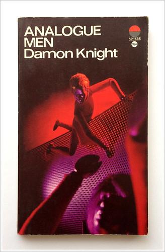Analogue Men by Damon Knight