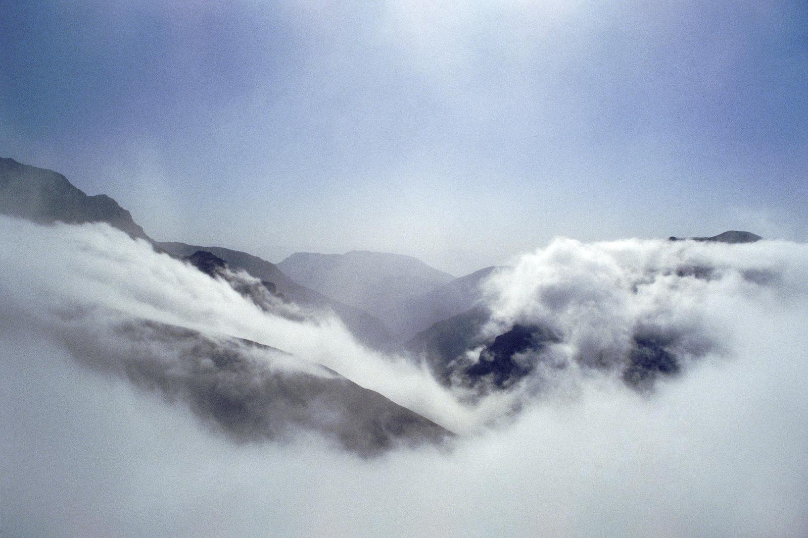 Road trip en Iran - La tête dans les nuages