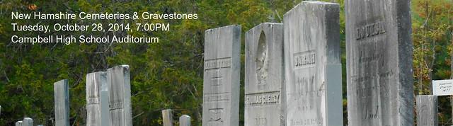 NH Cemeteries & Gravestones