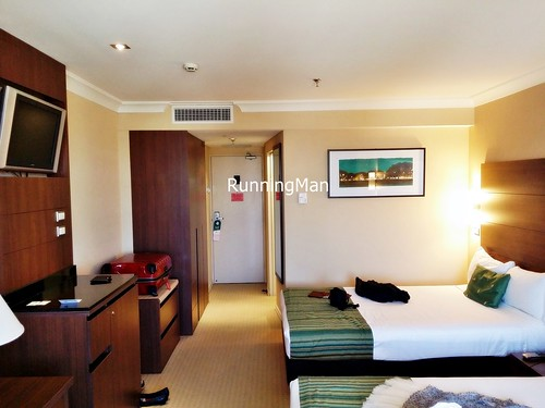 The Sydney Boulevard Hotel 04 - Room Layout