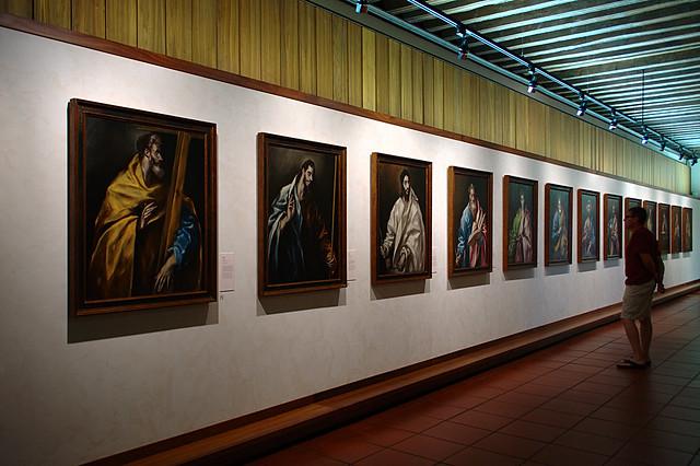 El Greco, 12 apostoluak